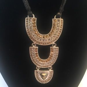 Lucky Brand jeweled Necklace
